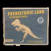 3D puzzel Tyrannosaurus doos london rex