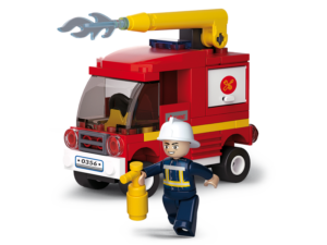Sluban brandweerauto