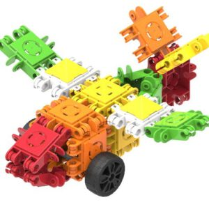 Clickformers basis set bouwspeelgoed vliegtuig