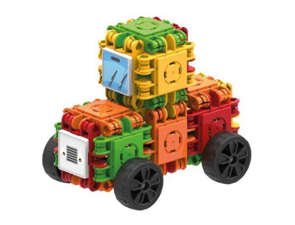 Clickformers basis set bouwspeelgoed auto