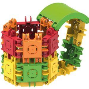 Clickformers basis set bouwspeelgoed beker