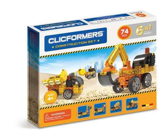 Clicformers construction set doos