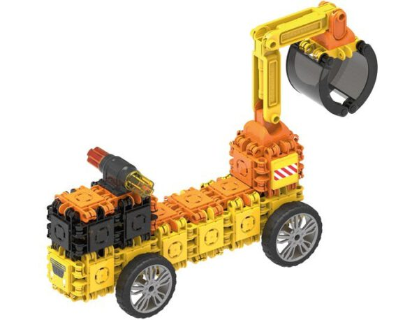 Clicformers construction set vrachtwagen