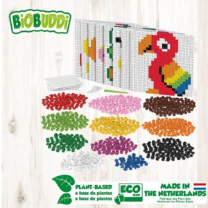 BiOBUDDi starter set pixel bouwsteentjes