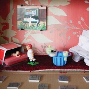 Voorbeeld duurzaam knutselen met pakje plezier knutselpakket