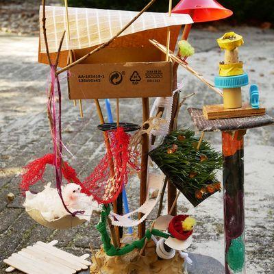 voorbeeld boomhut geknutseld met pakje plezier