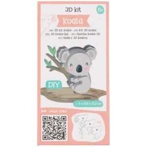 3D kit koala