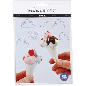 Creotime Mini Creatieve Set ijsjes