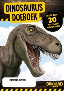 Dino vakantie doeboek