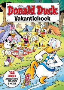 Donald Duck Vakantieboek 2021