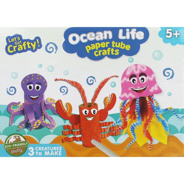 Grafix knutselset Ocean Life