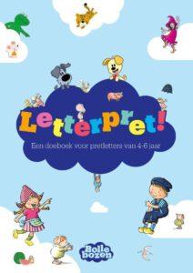 Letterpret! Doeboek