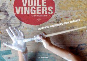 Juf bedankje: boek vuile vingers van Lynn Bruggeman