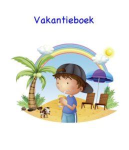 Gratis vakantie doeboek van Juf Maike