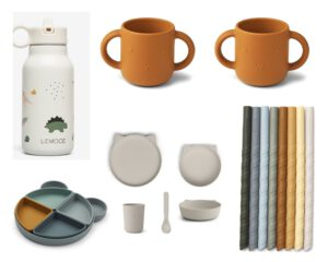 Liewood collectie duurzaam servies