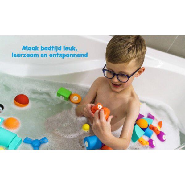 Blockaroo blokken voor in bad