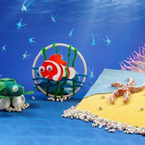 Little Creations knutselpakket Zee 6+