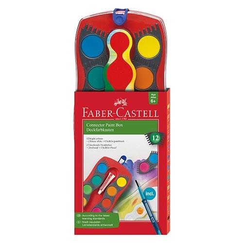 Waterverfdoos Faber Castell